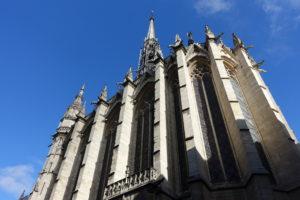 South Facade of Sainte Chapelle